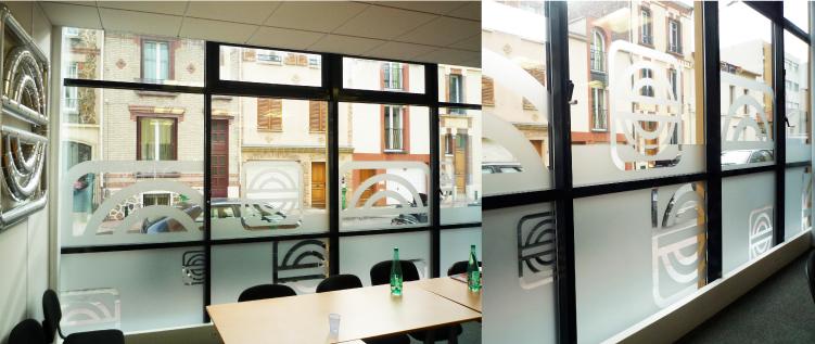 des stickers pour d corer vos bureaux design et nous. Black Bedroom Furniture Sets. Home Design Ideas